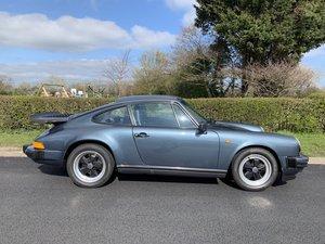 1988 Porsche 911 3.2 Carrera For Sale