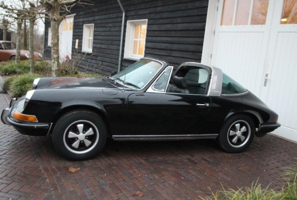 PORSCHE PROJECT 911 TARGA 2,4 LHD 1972 +MFI !!! For Sale (picture 1 of 6)