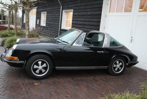 PORSCHE PROJECT 911 TARGA 2,4 LHD 1972 +MFI !!! For Sale