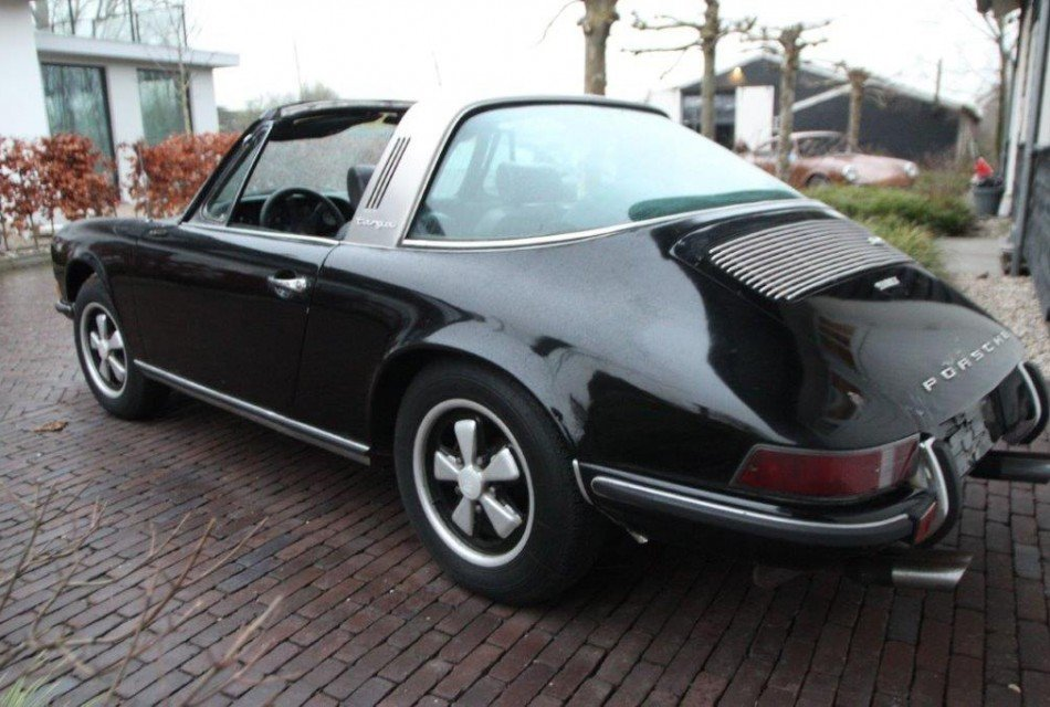 PORSCHE PROJECT 911 TARGA 2,4 LHD 1972 +MFI !!! For Sale (picture 3 of 6)