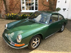 1968 RHD Porsche 912 - Very rare RHD California car! For Sale