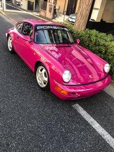 1990 Porsche 964 RS Clubsport