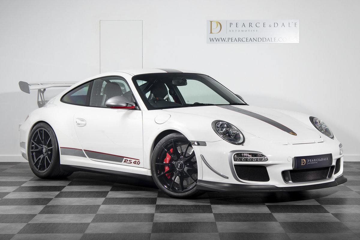 2011 / 61 Porsche 911 (997) GT3 RS 4.0 For Sale (picture 1 of 6)