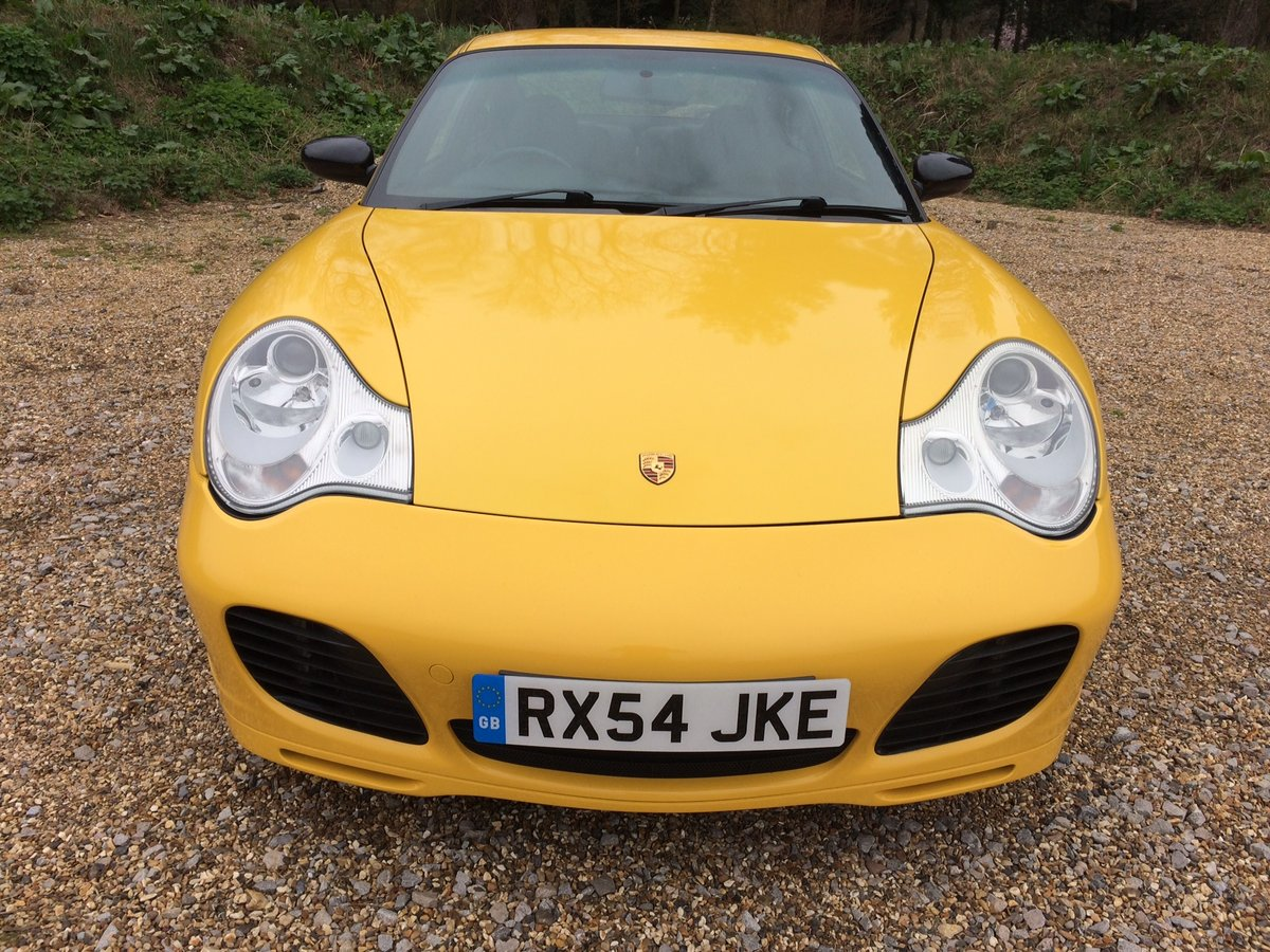 2004 Porsche 911 996 Carrera 4S RHD UK X51 72124mile manual 05MY  For Sale (picture 2 of 6)