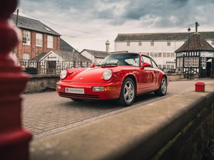 1991 Porsche 964 C2 Manual *28,000 MILES* For Sale