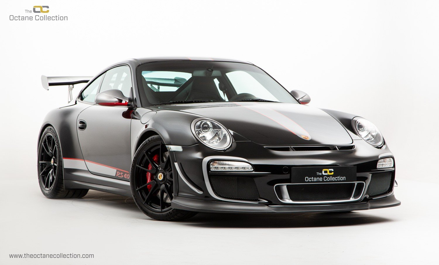 2011 PORSCHE 911 (997) GT3 RS 4.0 // C00 LHD GERMAN SUPPLIED For Sale (picture 1 of 6)