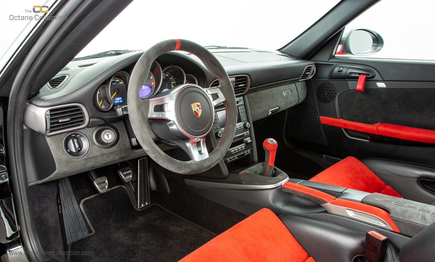 2011 PORSCHE 911 (997) GT3 RS 4.0 // C00 LHD GERMAN SUPPLIED For Sale (picture 4 of 6)