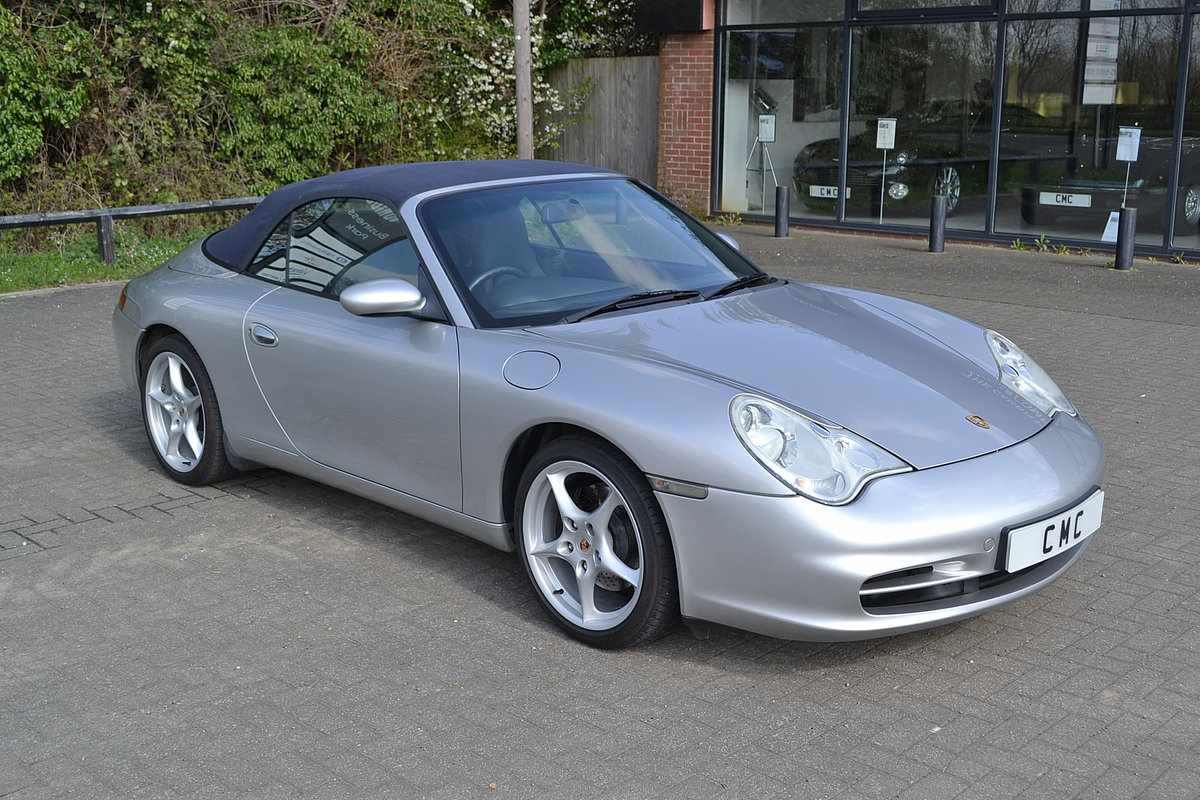 2003 Porsche 911(996) Carrera 4 3.6 SOLD (picture 4 of 6)