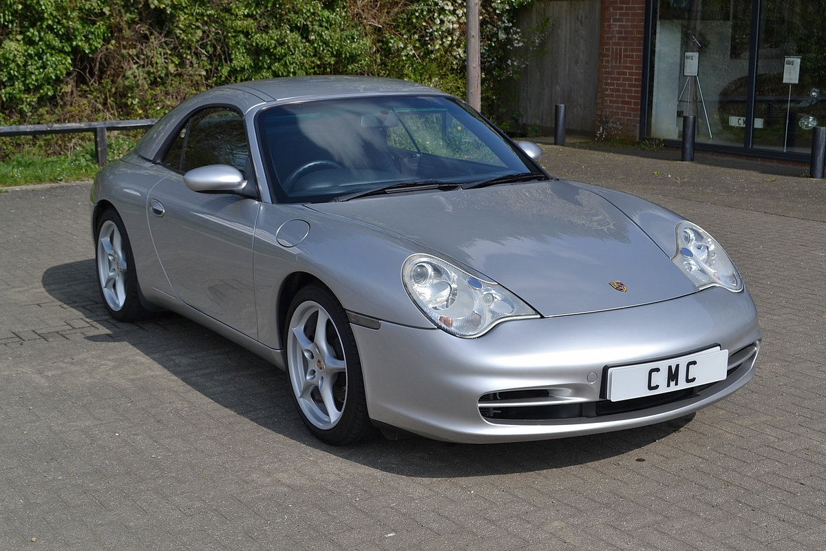 2003 Porsche 911(996) Carrera 4 3.6 SOLD (picture 5 of 6)