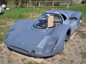 1968 Porsche 908K Bodywork and Glass For Sale
