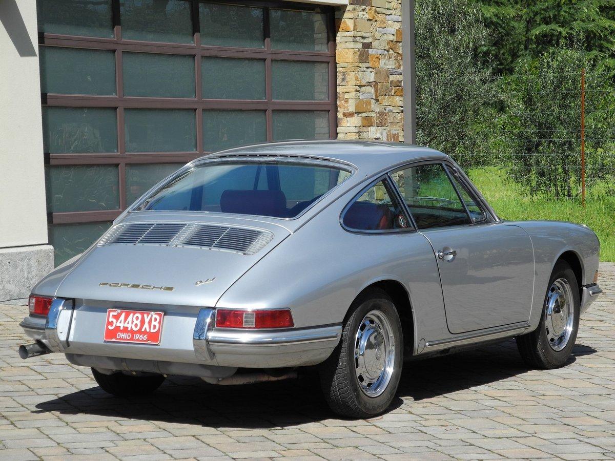 Very rare 1966 Porsche 911 Sunroof Coupe! For Sale (picture 1 of 6)