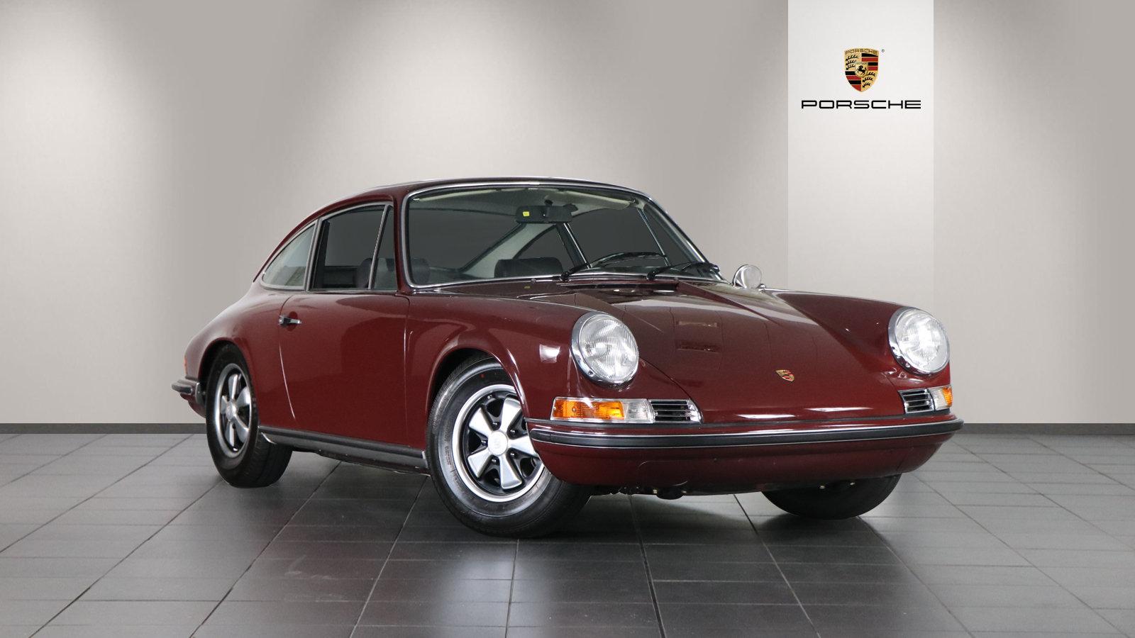 1968 Porsche 911 E For Sale (picture 1 of 6)