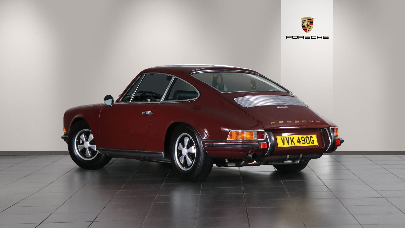 1968 Porsche 911 E For Sale (picture 2 of 6)