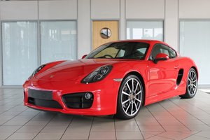 2013 Cayman S (981) 3.4 PDK For Sale