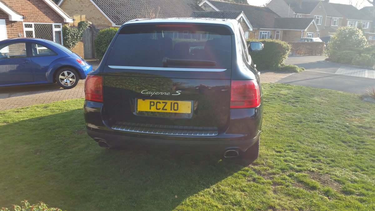 Porsche Cayenne S 4.5 - 2004 only 31,000 miles For Sale (picture 3 of 6)