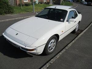 1986 PORSCHE 924S AUTO 127500 MILES FULL HISTORY For Sale