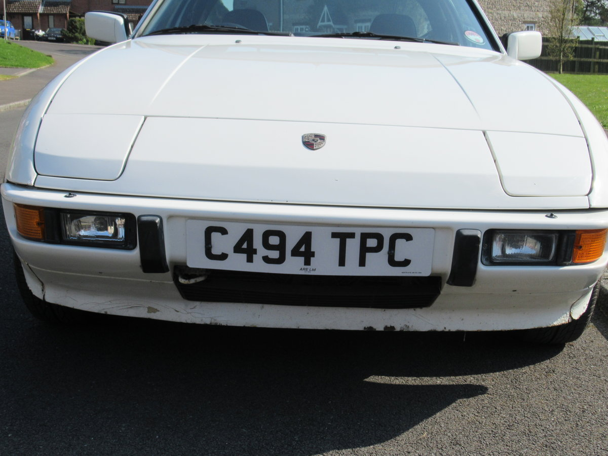 1986 PORSCHE 924S AUTO 127500 MILES FULL HISTORY For Sale (picture 4 of 6)