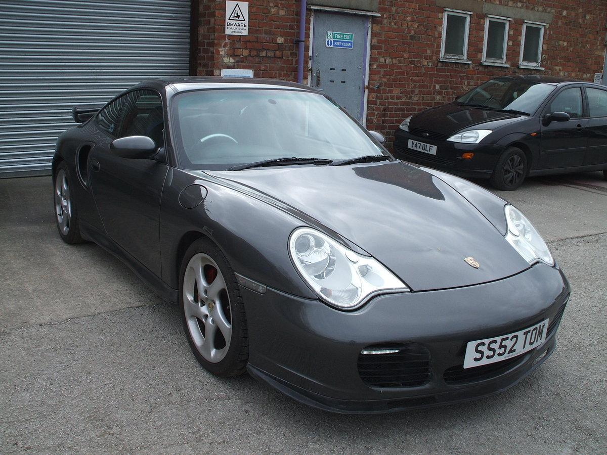 2003 Porsche 911 ( 993) Turbo SOLD (picture 1 of 6)