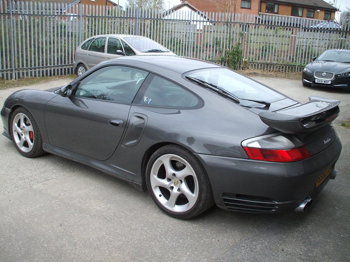 2003 Porsche 911 ( 993) Turbo SOLD (picture 2 of 6)