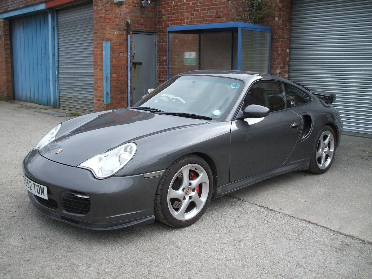 2003 Porsche 911 ( 993) Turbo SOLD (picture 3 of 6)