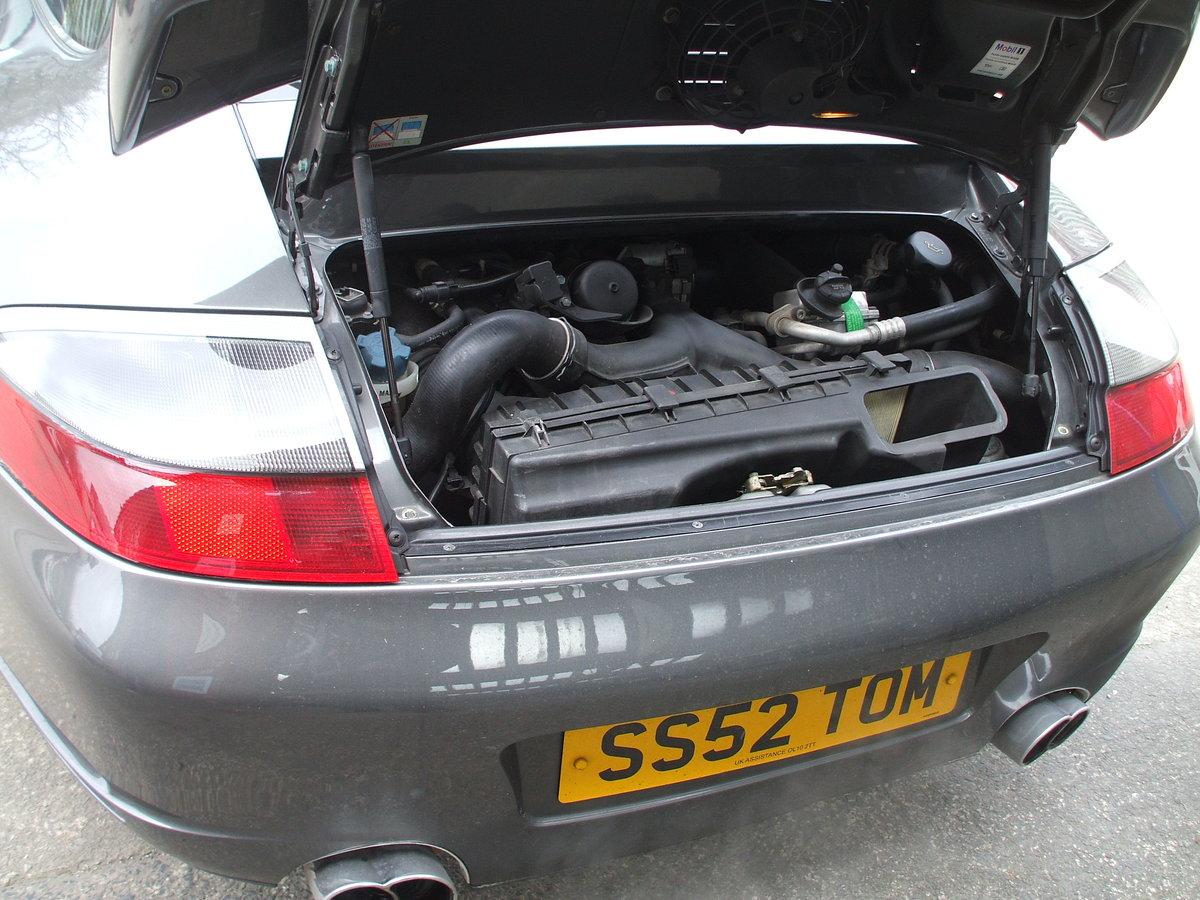 2003 Porsche 911 ( 993) Turbo SOLD (picture 4 of 6)