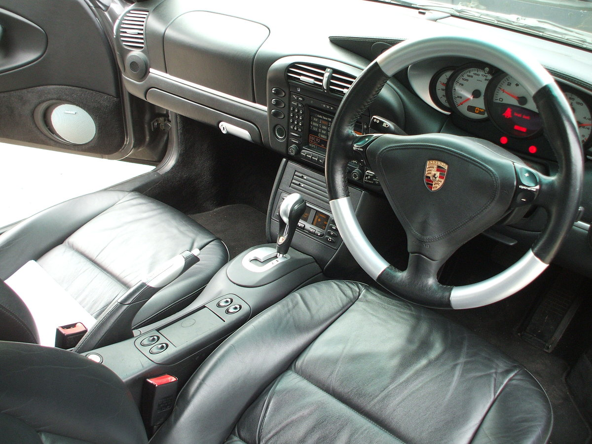 2003 Porsche 911 ( 993) Turbo SOLD (picture 5 of 6)