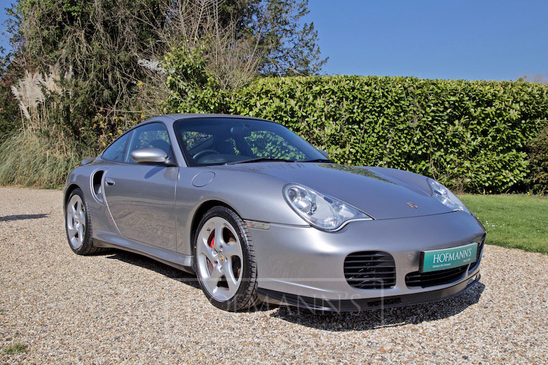 2005 Porsche 911 996 Turbo Tiptronic For Sale (picture 1 of 6)