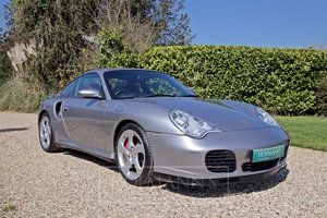 2005 Porsche 911 996 Turbo Tiptronic For Sale