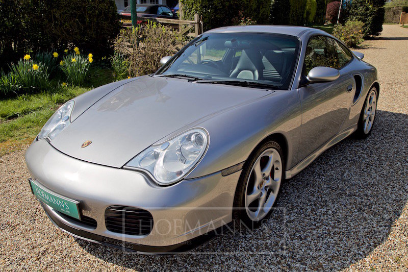 2005 Porsche 911 996 Turbo Tiptronic For Sale (picture 2 of 6)