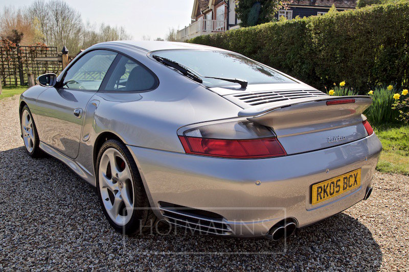 2005 Porsche 911 996 Turbo Tiptronic For Sale (picture 3 of 6)