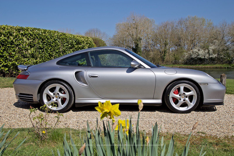 2005 Porsche 911 996 Turbo Tiptronic For Sale (picture 4 of 6)