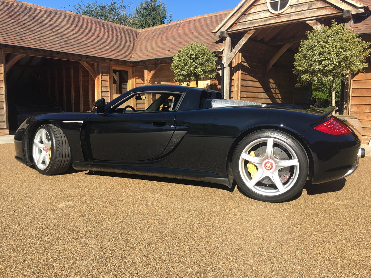 2005 Porsche Carrera GT with Carbon Pack For Sale (picture 2 of 6)