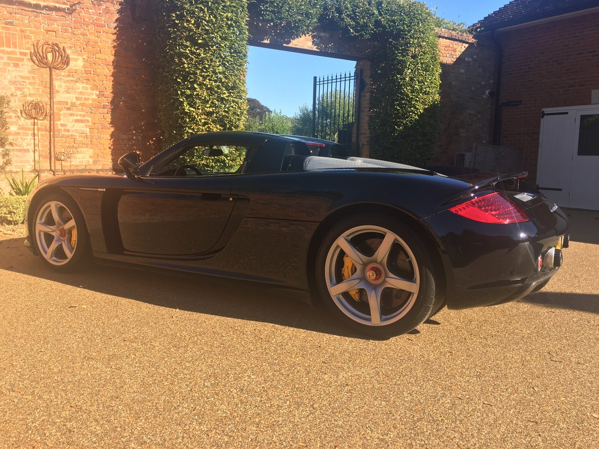 2005 Porsche Carrera GT with Carbon Pack For Sale (picture 3 of 6)