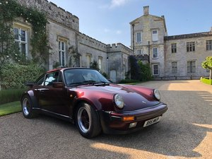 1985 Stunning rare colour 911 (930) Turbo for sale For Sale