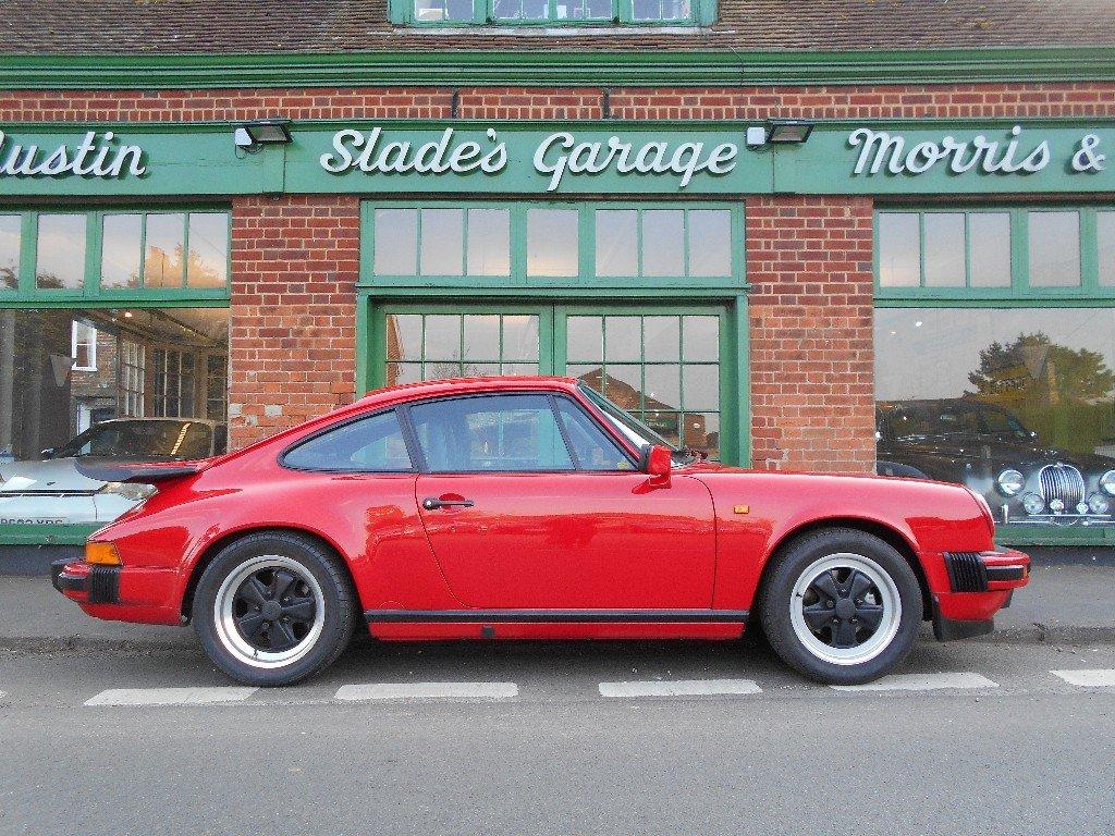 1988 Porsche 911 SC Coupe  For Sale (picture 1 of 4)