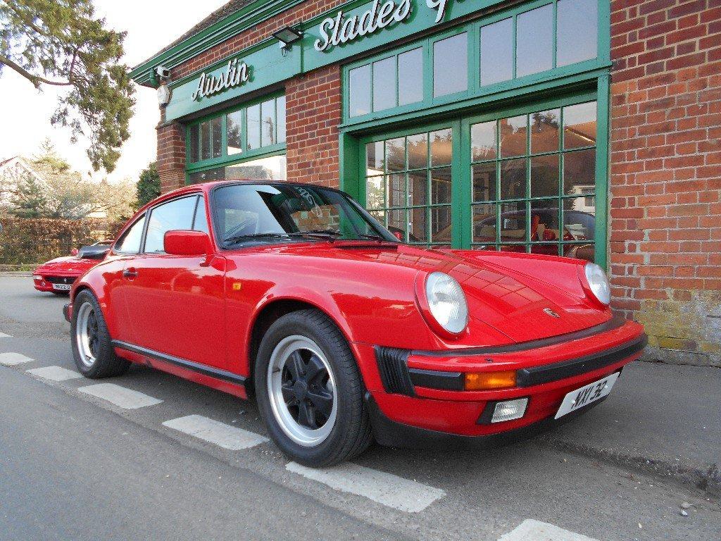 1988 Porsche 911 SC Coupe  For Sale (picture 2 of 4)
