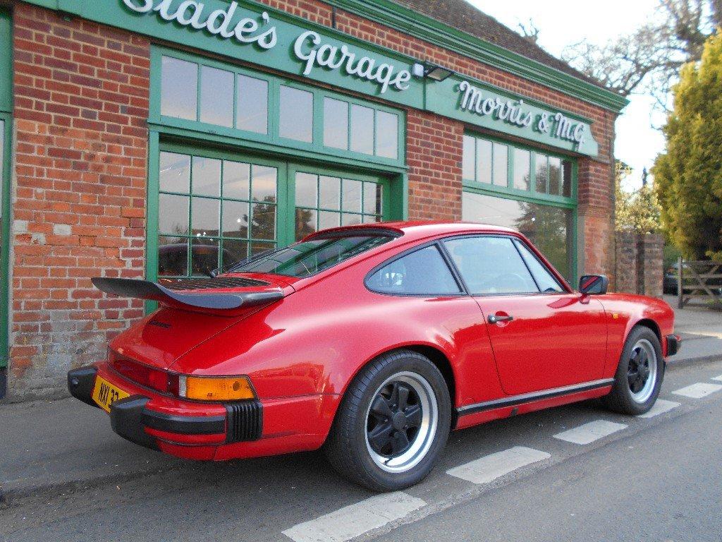 1988 Porsche 911 SC Coupe  For Sale (picture 3 of 4)