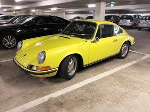 1969 Porsche 911 S: 13 Apr 2019 For Sale by Auction