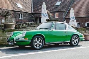 1970 Porsche 911S Targa: 13 Apr 2019 For Sale by Auction