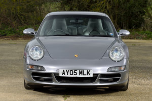 2005  Porsche 911 (997) 3.6 Tiptronic SOLD