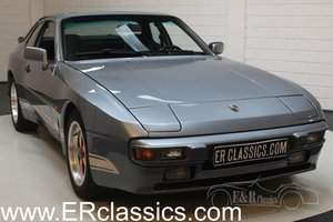 Porsche 944 2.5 Targa 1985 new paint For Sale