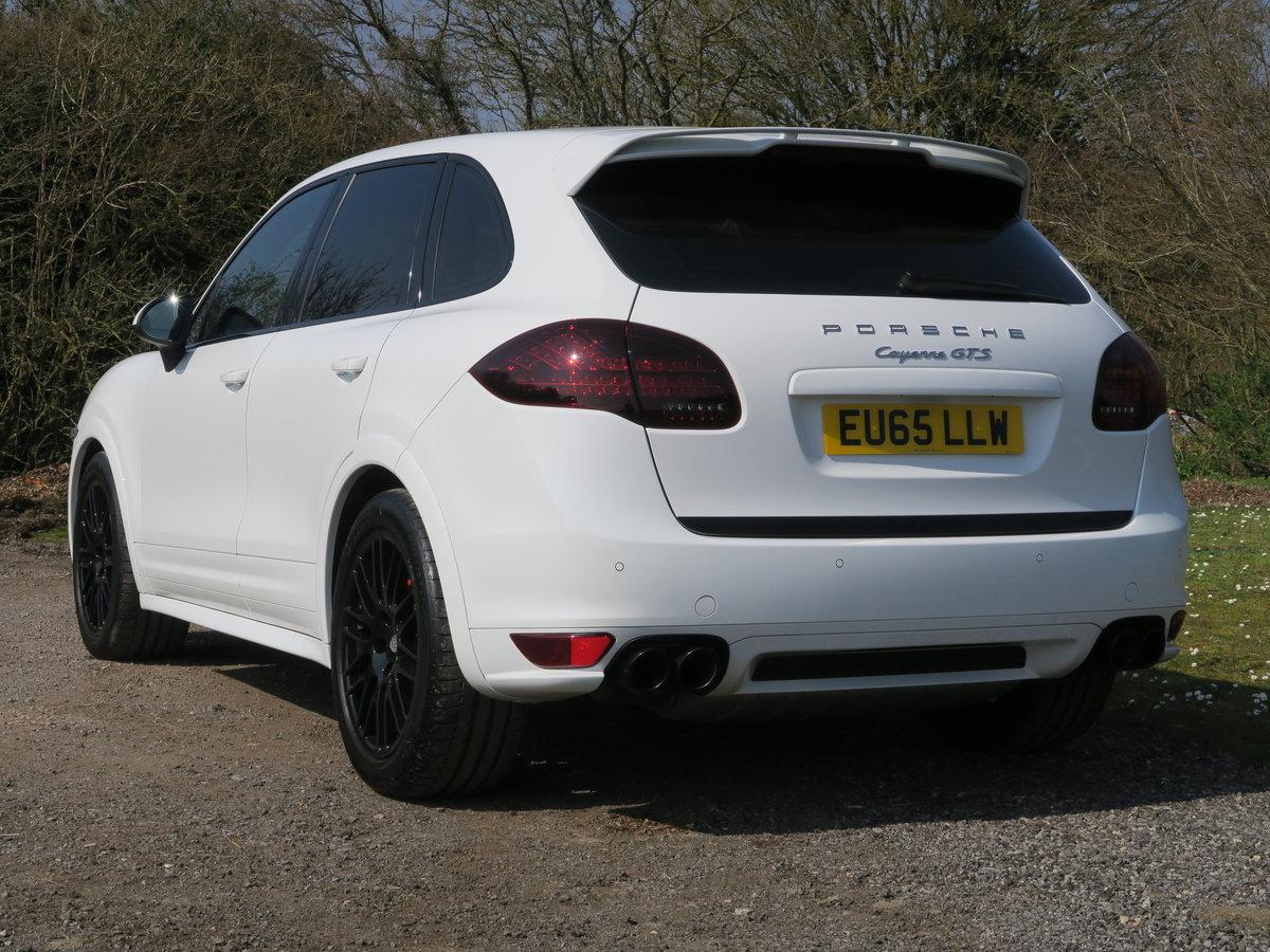 2015 Porsche Cayenne GTS 4.2 V8 For Sale (picture 3 of 6)