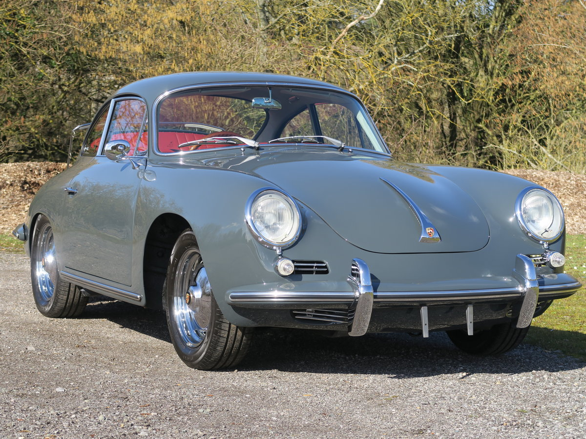 1963 Porsche 356B T6 Beautifully Restored For Sale (picture 1 of 6)