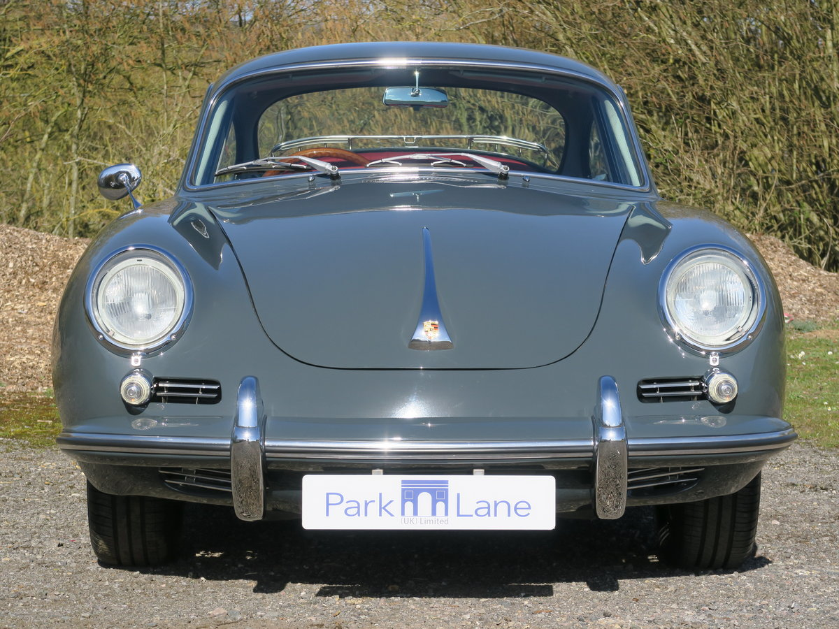 1963 Porsche 356B T6 Beautifully Restored For Sale (picture 6 of 6)