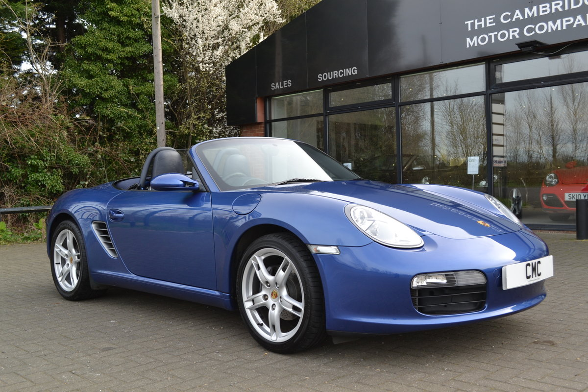 2007 Porsche Boxster 2.7 987 SOLD (picture 2 of 6)