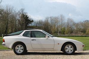 1985 Much Loved Porsche 944 2.5 Lux For Sale