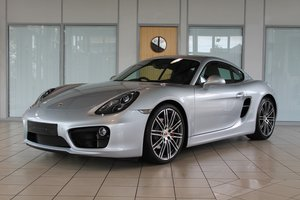 2014/64 Cayman (981) 3.4 S PDK  For Sale