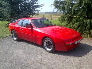 1985 Porsche 944 Lux For Sale