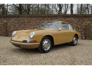 Porsche 911 2.0 1965 factory sunroof, matching numbers/colou For Sale