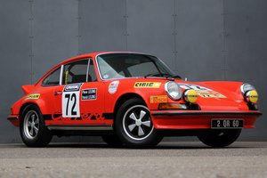 1973 Porsche 911 2,7 RS Touring LHD with race history For Sale